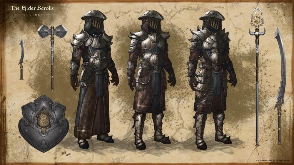 Характерные шлемы членов Великого Дома Телванни представляют подобие огромных грибов, которыми укрепляются их башни.