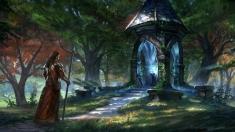 Творческое изображение - Святилище