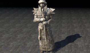 Статуя Ра Гада, Боевой маг