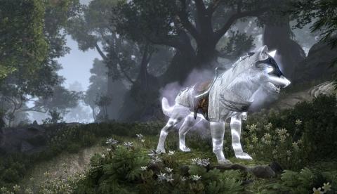 Фантомный Ледяной Волк