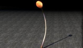 Светящийся стебель Вварденфелла, Возвышающийся