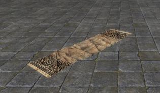 Велотийская Погребальная Ткань, Молитвенная