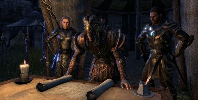 The elder scrolls online руководство