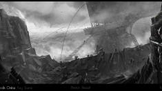 Творческое изображение - Осада