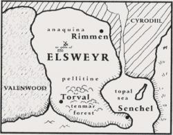 Эльсвейр, земля сахара и крови