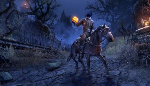 Лошадь всадника Пустого Джека (Hollowjack Rider Horse)