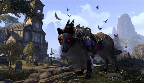 Сангвинорианский волк