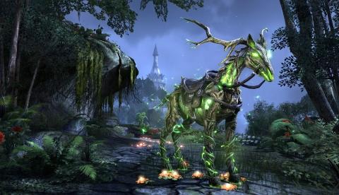 Лошадь Дикой Охоты