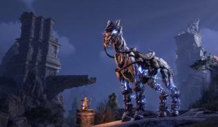 Грозовой атронах-конь