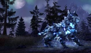 Грозовой атронах-волк