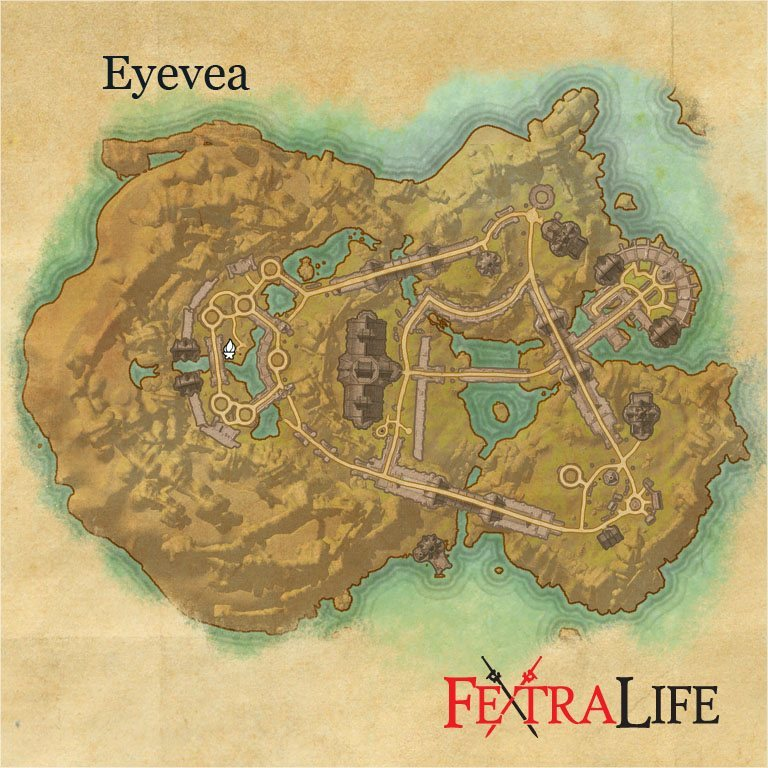 Mage's Guild - Eyevea
