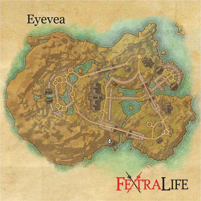 Mage's Guild - Eyevea